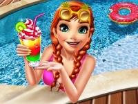 Ice Princess Pool Time
