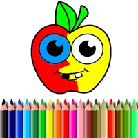 BTS Apple Coloring Book