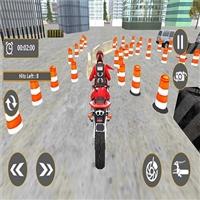 Bike Parking : Motorcycle Racing Adventure 3D