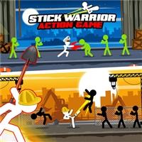 Stick Warrior : Action Game