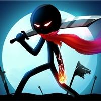Stickman Fighter: Space War