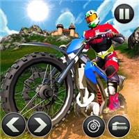 Tricky bike stunt:Bike Game 2020